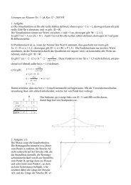 Lösungen zur Klausur Nr. 1 / gk Roe 12 - 2007/08 1 ... - pc-roehrig.de