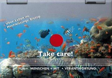 Take Care! - Franz Xaver Wendler