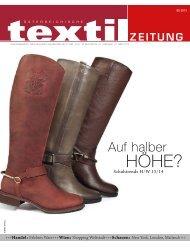 schuhe - Österreichische Textil Zeitung