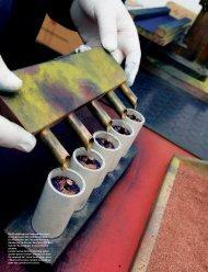 Die Produktion von Feuerwerken ist zu einem grossen Teil noch ...