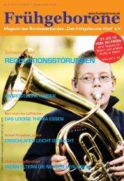 Verbandsmagazin 3-2011 als kostenfreier Download -