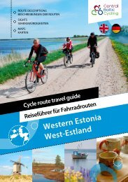 Western Estonia West-Estland - Lääne-Eesti Turism