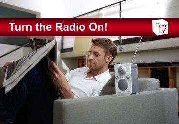Die Vorteile von Radio - RMS - Austria