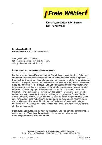 Download - Freie Wähler Kreisverband Alb-Donau