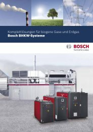 Download (PDF 0.6 MB) - Bosch KWK Systeme