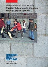 Streitschlichtung und Umgang mit Gewalt an Schulen - 4. Auflage