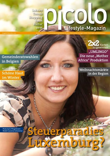 Ausgabe November 2012 - Media Consulting Pint