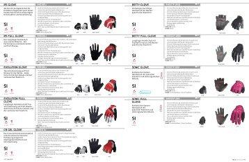 Rad Katalog FS-2012 Accessoires - Laufsport Heinz