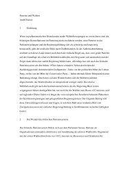 Parteien und Wahlen André Kaiser 1 Einleitung Wenn in ...