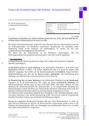Rundbrief 14-04 - Kirchengemeindeamt