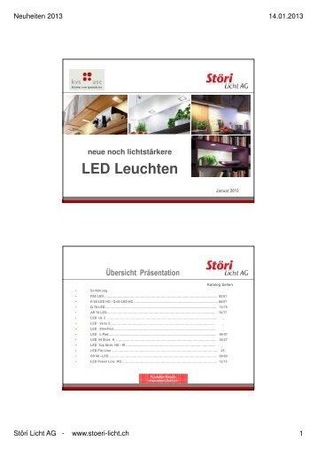 Präsentation Störi Licht AG [PDF, 1.00 MB]