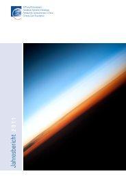 Jahresbericht 2011 - Stiftung Klimarappen