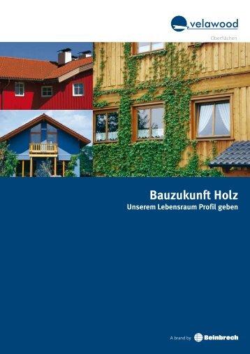 Bauzukunft Holz - Beinbrech