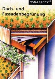 Dach- und Fassadenbegrünung (5.5 MB) - Stadt Osnabrück