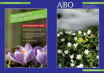 Frühjahr 2013 - Kirchemarmstorf.de