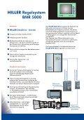 AntriebeP 1-6 deutsch Hoch PDF - Hiller GmbH - Seite 5