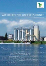 Geschäftsbericht. - VK Mühlen AG
