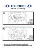 Hyundai Tucson - Unterfahrschutz - Seite 3