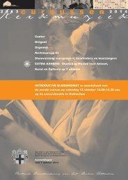 Cursussen Kerkmuziek 2013-2014 - Bisdom Rotterdam