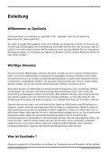 Menü Datei - QuoVadis - Seite 2