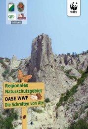 OASE WWF Die Schratten von Atri Regionales Naturschutzgebiet