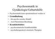 Psychosomatik (Langer) - nextdoc