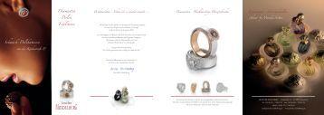 Schmuck-Delikatessen Diamanten Perlen Edelsteine - Juwelier ...