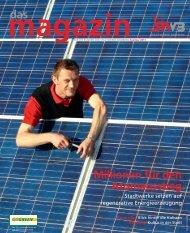 Kundenmagazin Sommer 2011 - Stadtwerke Bamberg