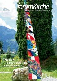 Ausgabe 16 als PDF-Datei (1 MB) - forumKirche