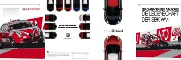pdf broschüre sbk serie speciale und limited edition - Alfa Romeo