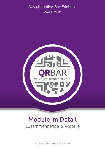 Module im Detail - QRBar