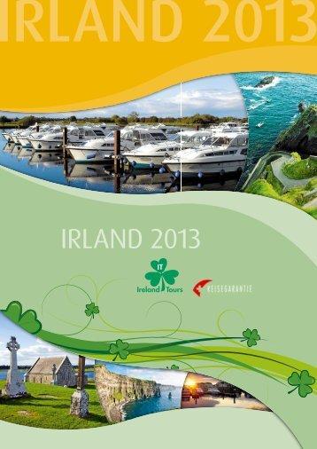 """Katalog """"Irland 2013"""", Seite 25 - Ireland Tours"""
