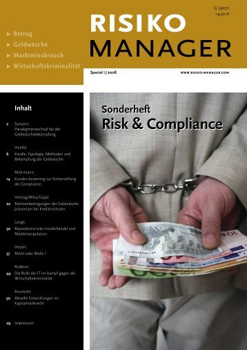 Risiko - Business Risk Research
