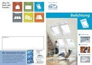 Belichtung - FDF – Für Dach und Fassade