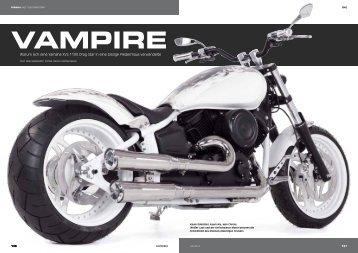 Warum sich eine Yamaha XVS 1100 Drag Star in eine bissige ...