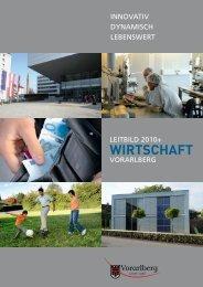 Vorarlberger Wirtschaftsleitbild 2010 (1.0 MB )