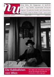 Die Kabbalisten von Wien - Nu