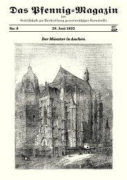Das Pfennig-Magazin – No. 9 (Ausgabe vom 29. Juni 1833) - Igelity