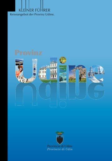 Provinz - Provincia di Udine