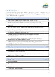 Checkliste Hochzeit - Verwaltungsdurchklick