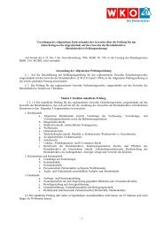Prüfungsordnung Detektive ab 1.2.2004