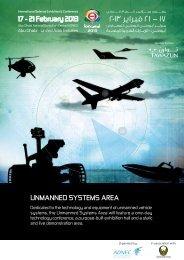 Unmanned Systems brochure - Navdex