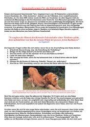 Diese Seite als PDF-Dokument runterladen - Tierheim Surber, Zürich