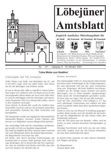 10 Amtsblatt Oktober - Löbejün