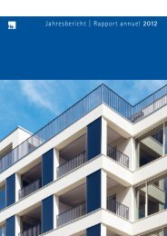 Jahresbericht | Rapport annuel 2012 - Lignum