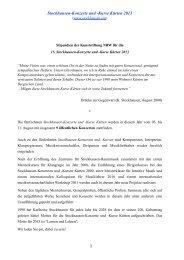 NRW Stipendien Ausschreib 2013 neu - Karlheinz Stockhausen