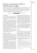 Erneut unzulässige AGB in Mobilfunkverträgen - Seite 2