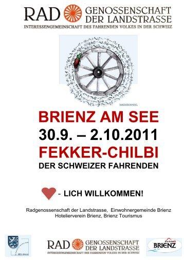 Programm (pdf) - Fecker-Chilbi