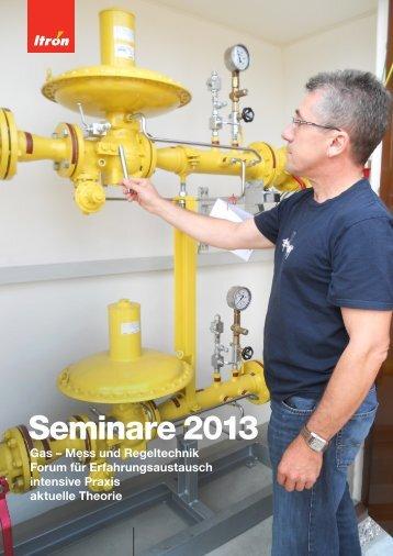 Seminare 2013 - Itron