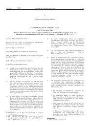 VERORDNUNG (EG) Nr. 1/2005 DES RATES vom 22. Dezember ...